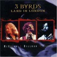 Three Byrds Land In London