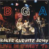 Baker Gurvitz Army - Live in Derby '75