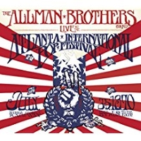 Allman Brothers Band - Live At The Atlanta International Pop Festival