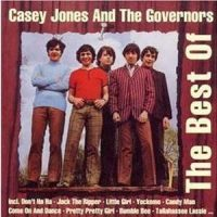 Casey Jones And The Governors - The Best Of