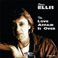 Steve Ellis - The Last Angry Man - The Love Affair Is Over