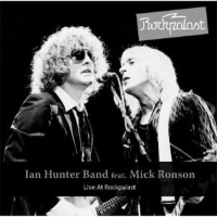 Ian Hunter Band feat. Mick Ronson - Live At Rockpalast