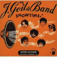 J.Geils Band - Showtime! Historic Live Album! Entertaining . Informative . Fun