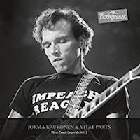 Jorma Kaukonen & Vital Parts im Rockpalast