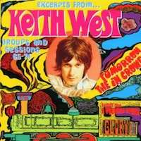 Keith West – Excerpts from... groups and sessions 1965-1974