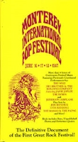 The Monterey International Pop Festival