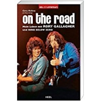 Riding Shotgun: 35 Years on the Road with Rory Gallagher and Nine Below Zero by Gerry McAvoy