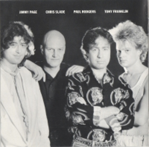 The Firm - Paul Rodgers und Jimmy Page
