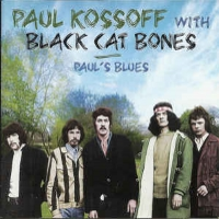 Black Cat Bones Paul's Blues