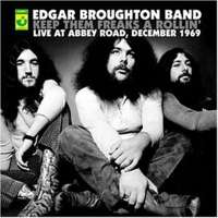 Edgar Broughton Band - Live At Abbey Road, December 1969