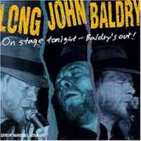 Long John Baldry – On Stage Tonight - Baldry's Out!