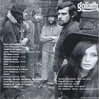 Goliath – eine Band aus UK