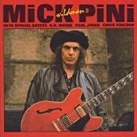 """Mick Pini - Mick """"Wildman"""" Pini"""