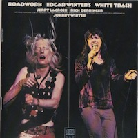 Edgar Winter – Edgar Winter's White Trash - Roadwork