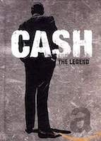 Johnny Cash – Cash The Legend