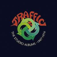 Traffic – The Studioalbums 1967 – 1974 (Limited 6 LP Box)