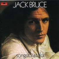 Jack Bruce – Songs For A Tailor