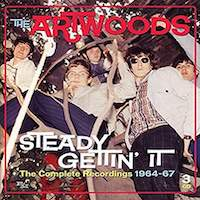 The Artwoods - Steady Gettin' It – The Complete Recordings 1964-67