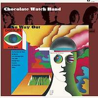 Chocolate Watchband – No Way Out