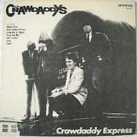 The Crawdaddys – Crawdaddy Express