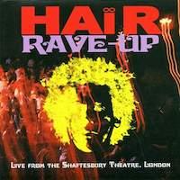 HAIR - Rave Up - Alex Harvey