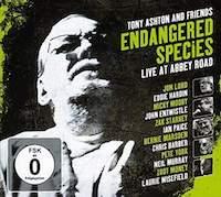 Tony Ashton - Endangered Species Live At Abbey Road June 16th 2000