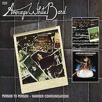 Average White Band - Person To Person / Warmer Communication