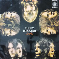 Tucky Buzzard ‎– Coming On Again