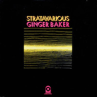 Ginger Baker ‎– Stratavarious