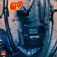 Gass (Band und Album) mit Robert Tench