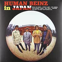 The Human Beinz - Live In Japan!