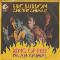 Eric Burdon And The Animals - Ring Of Fire