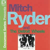 Mitch Ryder And The Detroit Wheels - 45s