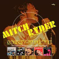xMitch Ryder & The Detroit Wheels ‎– SOCKIN' IT TO YOU, The Complete Dynovoice/New Voice Recordings