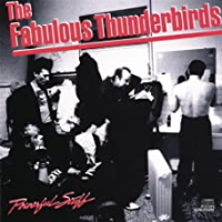 The Fabulous Thunderbirds ‎– Powerful Stuff