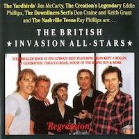 The British Invasion All-Stars – Regression