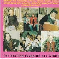 The British Invasion All-Stars – United