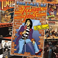 The Last Of The Teenage Idols – Alex Harvey – CD-Box