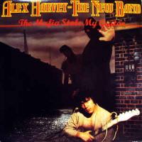 "Alex Harvey - The New Band (""The Mafia Stole My Guitar"" 1979)"