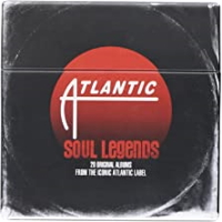 Atlantic –Soul Legends - 20 Original Albums from The Iconic Atlantic Label