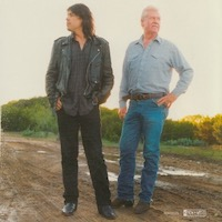 Eddy und Billy Joe Shaver