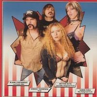 Nashville Pussy - Get Some - Band