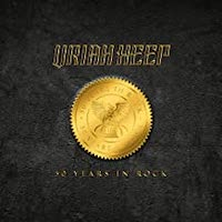 Uriah Heep – 50 Years in Rock (Box)