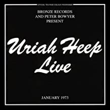 Uriah Heep - Live January 1973