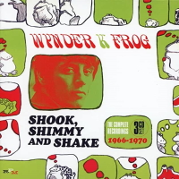 Wynder K. Frog – Hooky, Shimmy And Shake