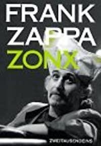 Frank Zappa Songbook- Zonx bei Zweitausendeins