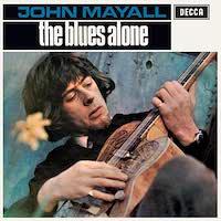John Mayall - The Blues Alone (1967)