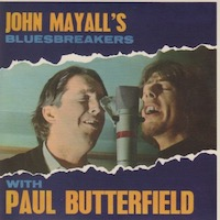John Mayall - All My Life EP (1967) mit Paul Butterfield, Peter Green