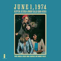 Kevin Ayers – John Cale – Eno – Nico – June 1, 1974