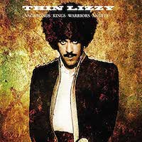 Thin Lizzy – Vagabonds Kings Warriors Angels